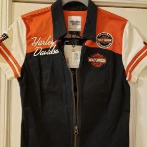 NWT Harley Davidson shirt
